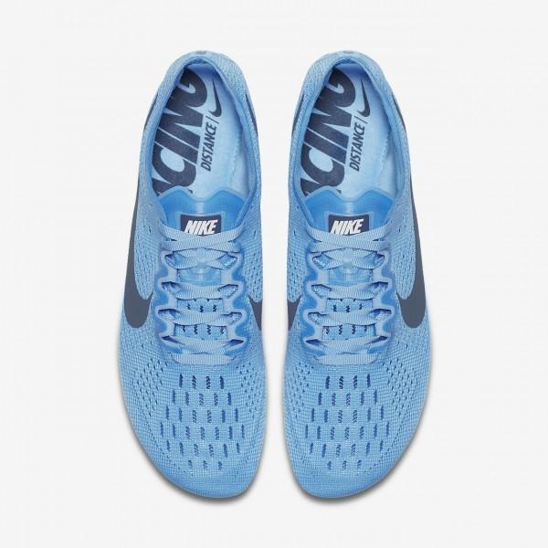 Nike Zoom Victory Elite 2 Spike Schuhe Herren Blau Rot 402-94789
