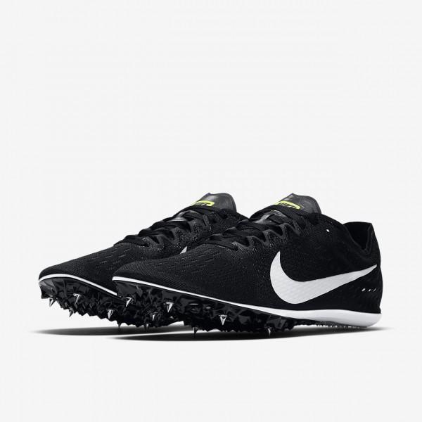 Nike Zoom Victory Elite 2 Spike Schuhe Herren Schwarz Grün Weiß 227-99903