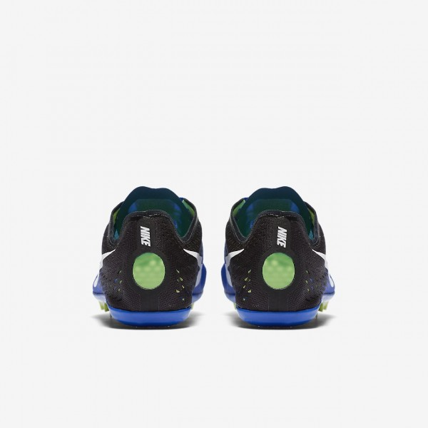 Nike Zoom Victory 3 Spike Schuhe Herren Blau Schwarz Grün Weiß 720-68465