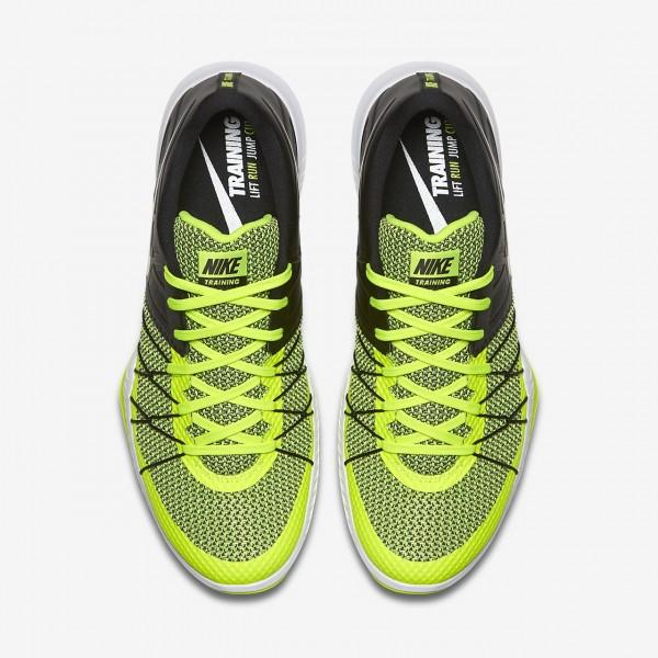 Nike Zoom Train Incredibly Fast Trainingsschuhe Herren Schwarz Grün Weiß 777-50263