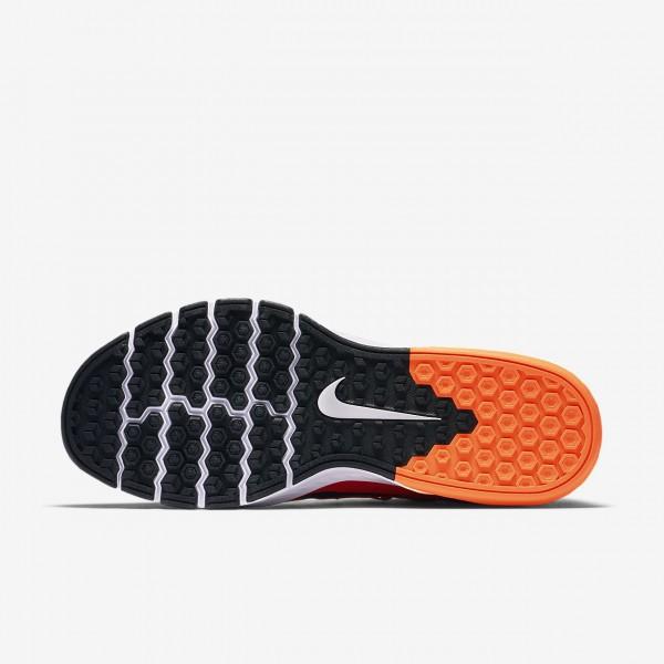 Nike Zoom Train Complete Trainingsschuhe Herren Rot Weiß Schwarz 114-16304