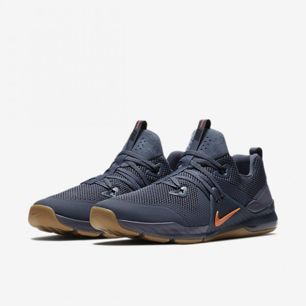Nike Zoom Train Command Trainingsschuhe Herren Schwarz Blau Weiß Rot 207-12087