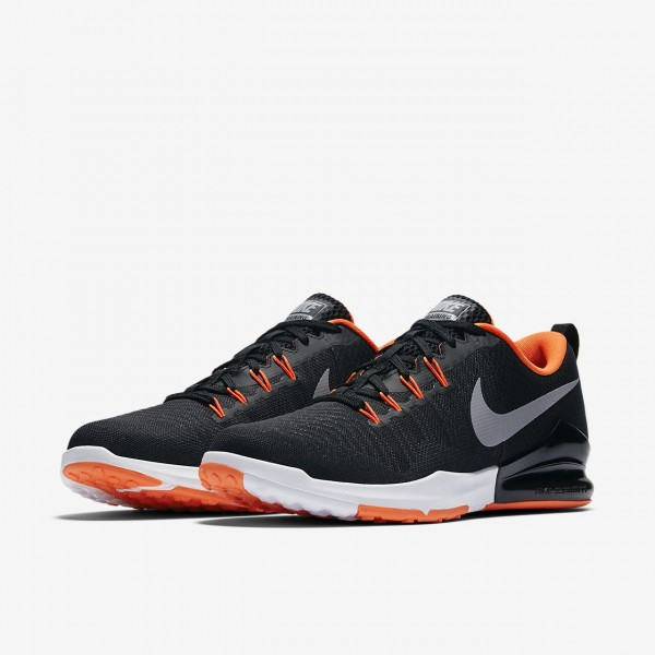 Nike Zoom Train Action Trainingsschuhe Herren Schwarz Rot Grau 704-32384
