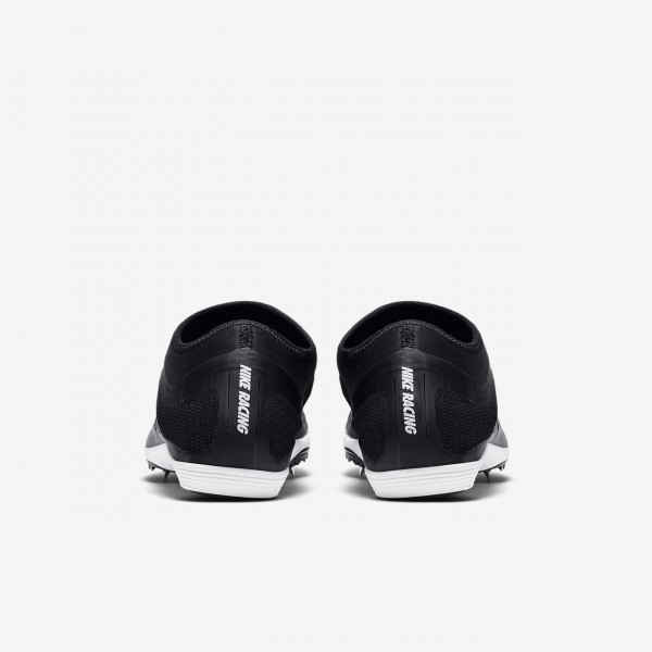 Nike Zoom Mamba 3 Spike Schuhe Herren Schwarz Grün Weiß 343-45575