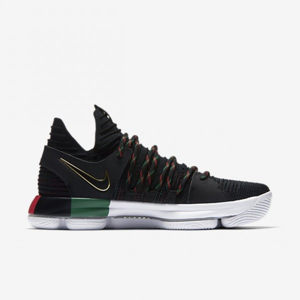 Nike Zoom Kdx Bhm Basketballschuhe Herren Schwarz Multicolor 696-15590