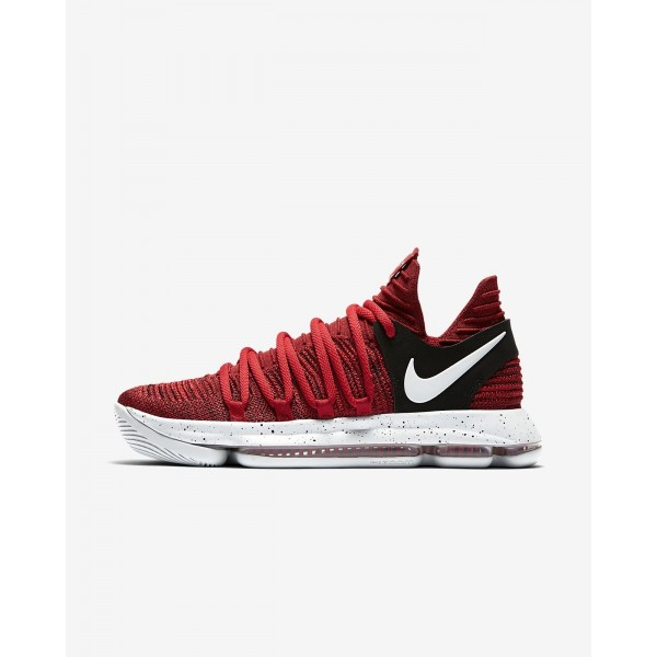 Nike Zoom Kdx Basketballschuhe Herren Rot Schwarz ...