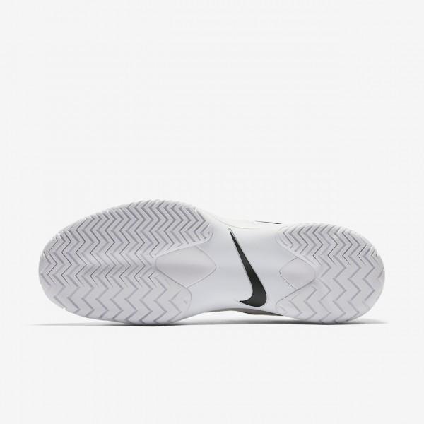 Nike Zoom Cage 3 Tennisschuhe Herren Weiß Rot Schwarz 614-20033
