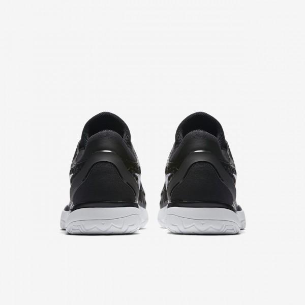 Nike Zoom Cage 3 Tennisschuhe Herren Schwarz Weiß 242-87697