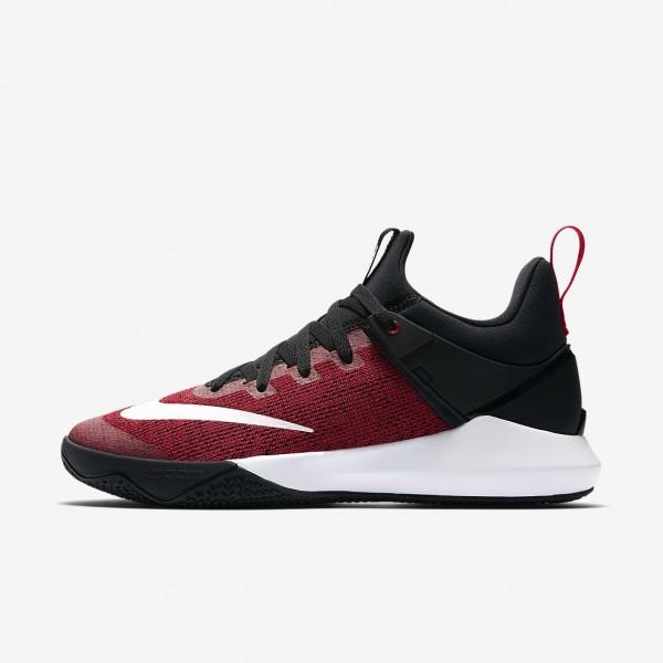 Nike Zoom Shift Basketballschuhe Herren Rot Schwar...