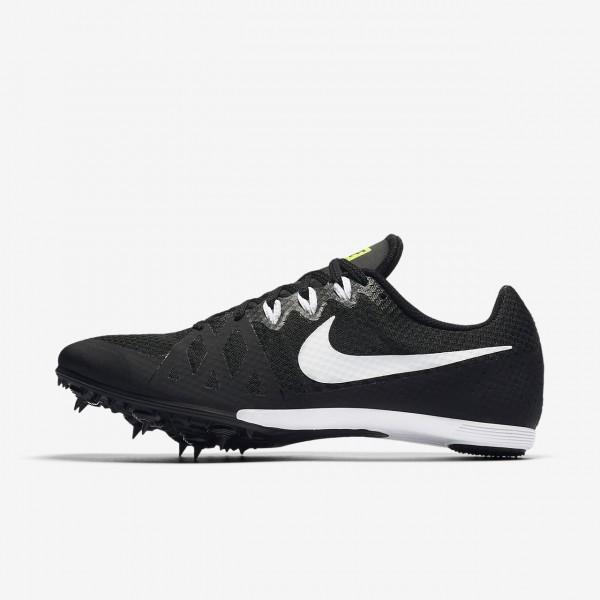 Nike Zoom Rival M 8 Spike Schuhe Herren Schwarz Gr...