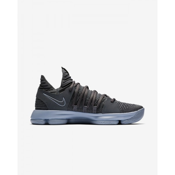 Nike Zoom Kdx Basketballschuhe Herren Dunkelgrau Silber 218-72152
