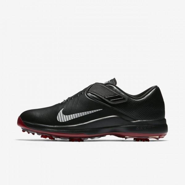 Nike Tw 17 Golfschuhe Herren Schwarz Rot Metallic ...