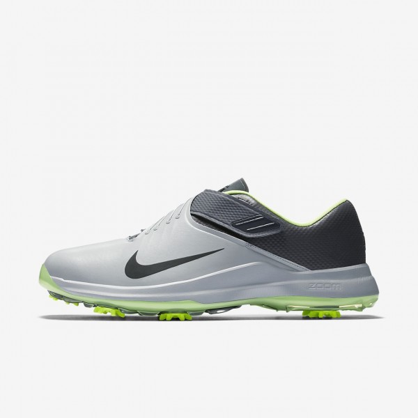 Nike Tw 17 Golfschuhe Herren Grau Grün Schwarz 459-31070