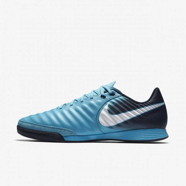 Nike Tiempox Ligera Iv Ic Fußballschuhe Herren Bl...
