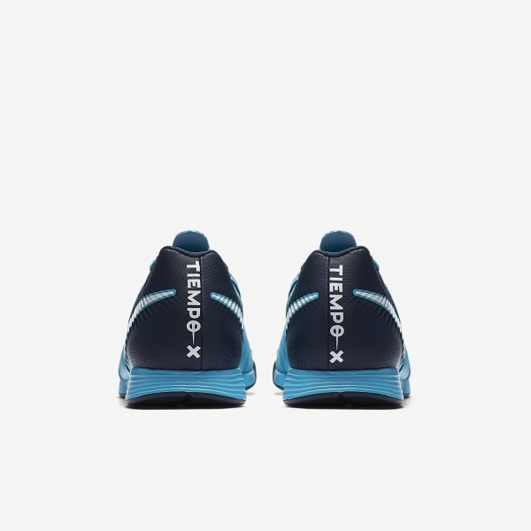 Nike Tiempox Ligera Iv Ic Fußballschuhe Herren Blau Obsidian Weiß 903-60584