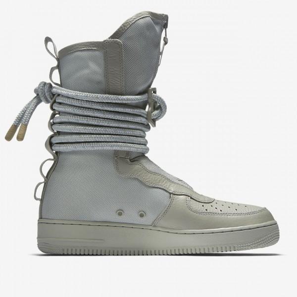 Nike Sf Air Force 1 Hi Boots Herren Grau 278-25370