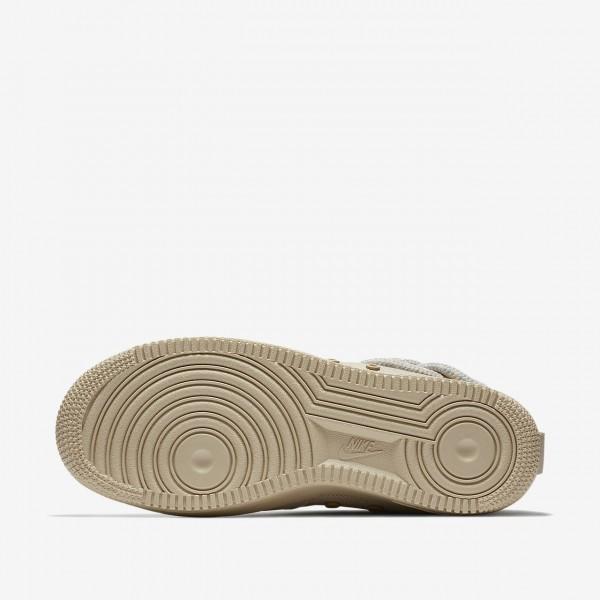 Nike Sf Air Force 1 Hi Boots Herren Beige 116-87256