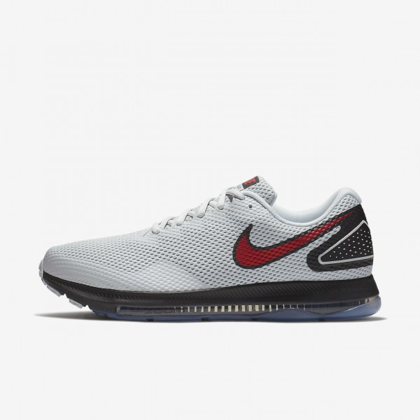 Nike Zoom All Out low 2 Laufschuhe Herren Platin S...