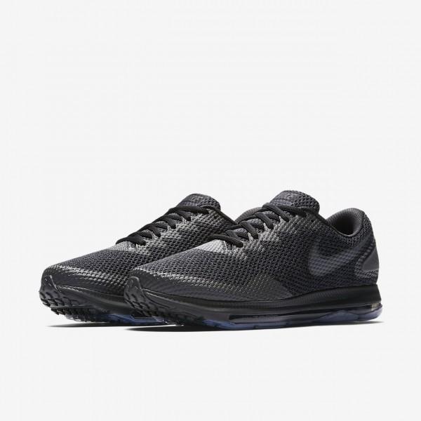 Nike Zoom All Out low 2 Laufschuhe Herren Schwarz Dunkelgrau 103-43539