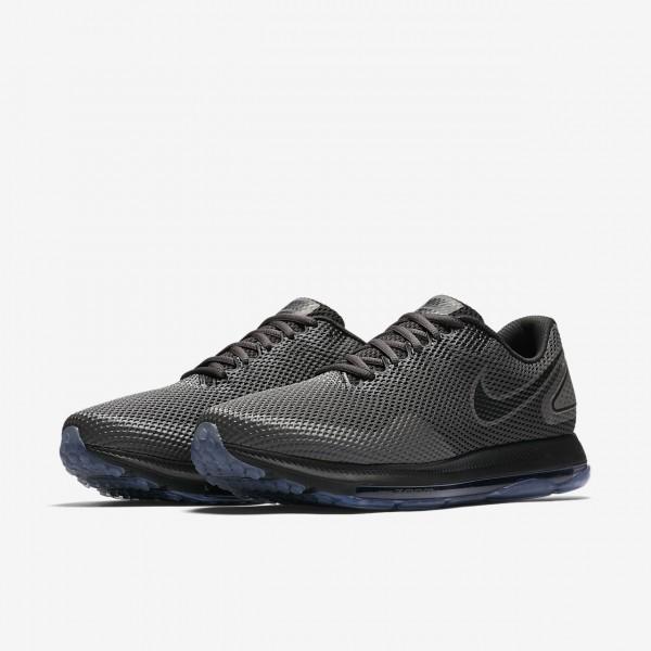 Nike Zoom All Out low 2 Laufschuhe Herren Obsidian Schwarz 939-26405