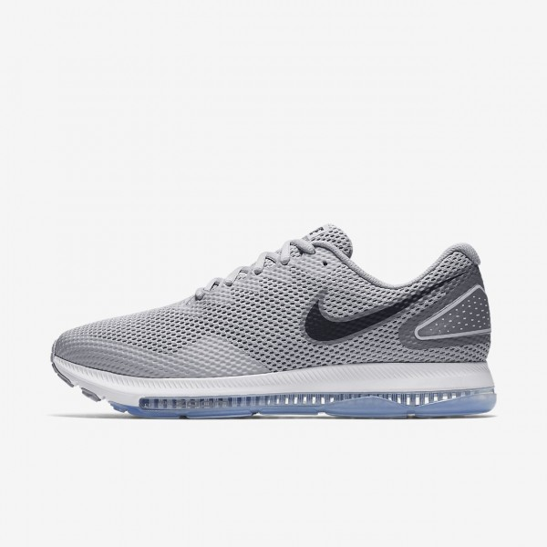 Nike Zoom All Out low 2 Laufschuhe Herren Grau Sch...