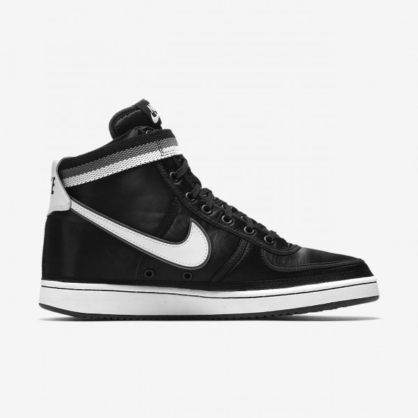 Nike Vandal high Supreme Freizeitschuhe Herren Schwarz Weiß Grau 620-67002
