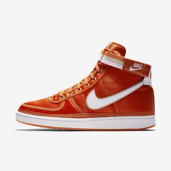 Nike Vandal high Supreme Freizeitschuhe Herren Rosa Weiß Beige 967-33618