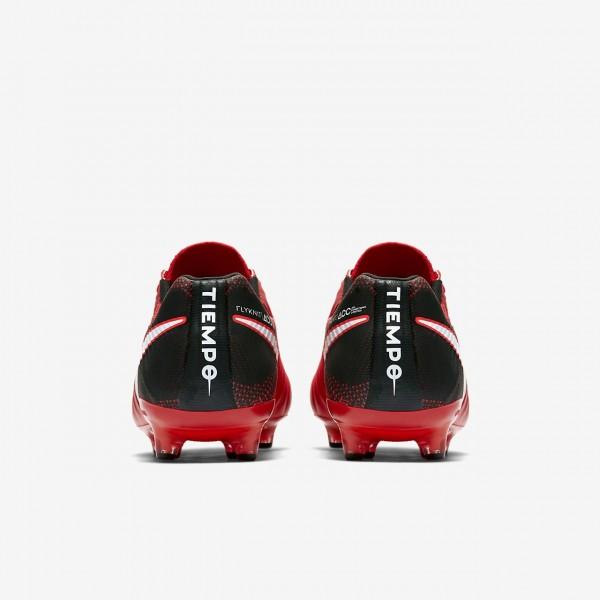 Nike Tiempo Legend Vii Ag-pro Fußballschuhe Herren Schwarz Rot Weiß 944-18750