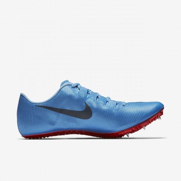 Nike Superfly Elite Spike Schuhe Herren Blau Rot 963-86885