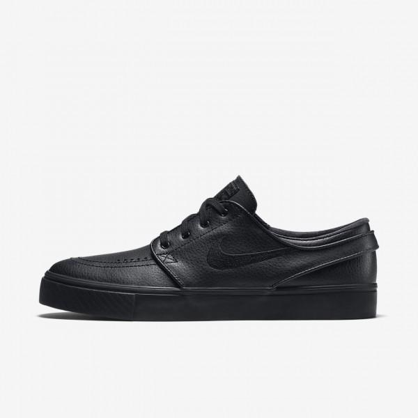 Nike Sb Zoom Stefan Janoski Leder Skaterschuhe Her...