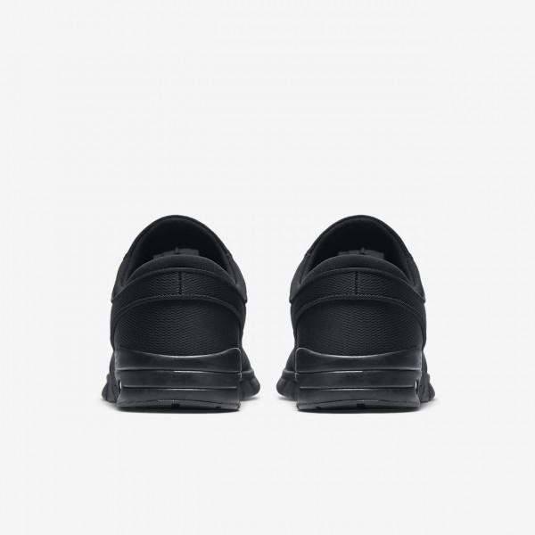 Nike Sb Stefan Janoski Max Skaterschuhe Herren Schwarz 255-41416