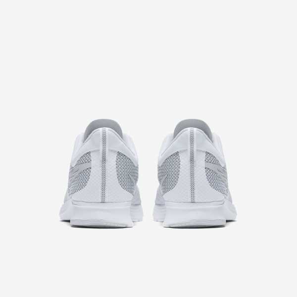 Nike Zoom Strike Laufschuhe Herren Weiß Grau 621-24930