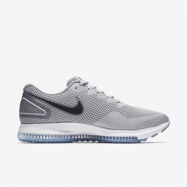 Nike Zoom All Out low 2 Laufschuhe Herren Grau Schwarz 148-55711