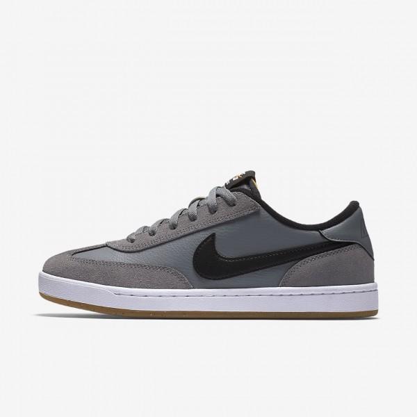Nike Sb Fc Classic Skaterschuhe Herren Grau Weiß ...
