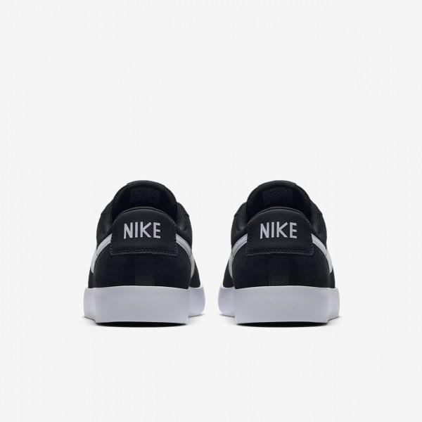 Nike Sb Blazer Vapor Skaterschuhe Herren Schwarz Weiß 791-18726