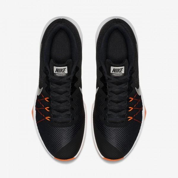Nike Retaliation Tr Trainingsschuhe Herren Schwarz Rot Metallic Silber 893-36741