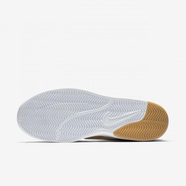 Nike Sb Air Max Bruin Vapor Skaterschuhe Herren Braun Hellbraun 260-62539