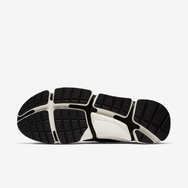 Nike Pocket Knife Dm Freizeitschuhe Herren Schwarz Grau Weiß 983-50058