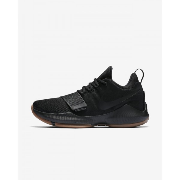 Nike Pg1 Basketballschuhe Herren Schwarz Hellbraun 727-71174