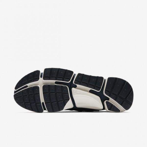 Nike Pocket Knife Dm Freizeitschuhe Herren Obsidian Navy Weiß Blau 429-21666