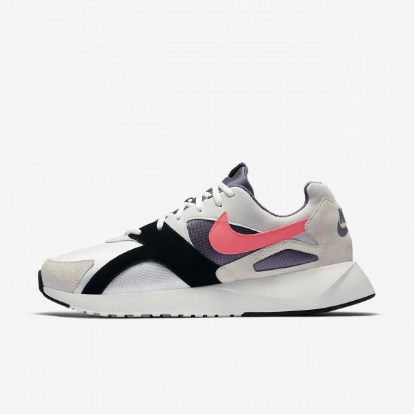 Nike Pantheos Freizeitschuhe Herren Weiß Schwarz ...