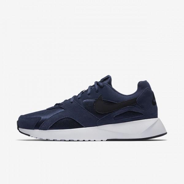 Nike Pantheos Freizeitschuhe Herren Navy Weiß Sch...