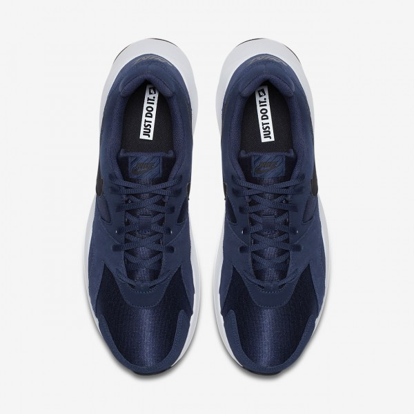Nike Pantheos Freizeitschuhe Herren Navy Weiß Schwarz 438-29532