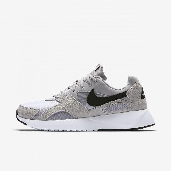 Nike Pantheos Freizeitschuhe Herren Grau Weiß Sch...