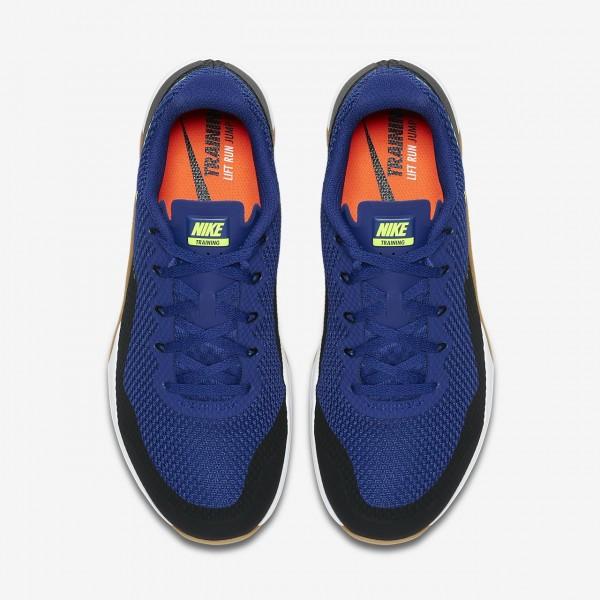 Nike Metcon Repper Dsx Trainingsschuhe Herren Tiefes Königsblau Blau Schwarz Weiß Grün 514-45769