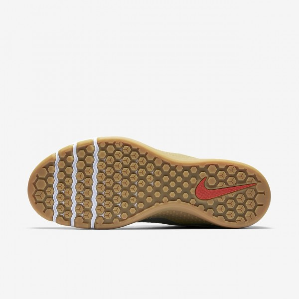 Nike Metcon Repper Dsx Trainingsschuhe Herren Grau Braun Dunkelgrau Metallic Silber 207-24317