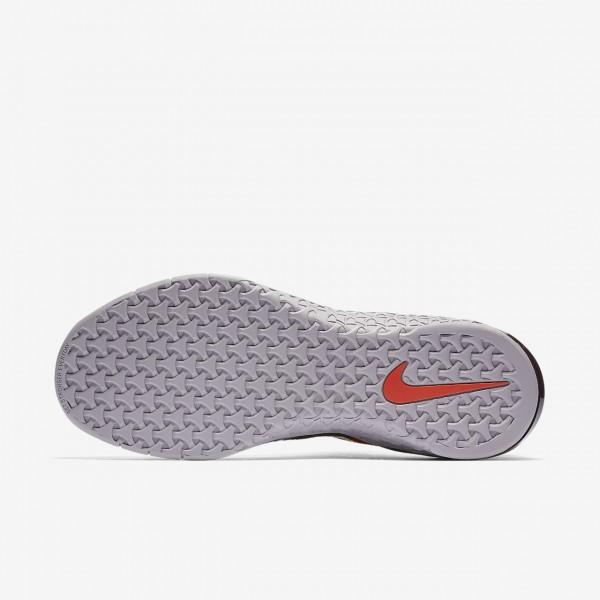 Nike Metcon Dsx Flyknit 2 Trainingsschuhe Herren Schwarz Rot Grau 578-28442
