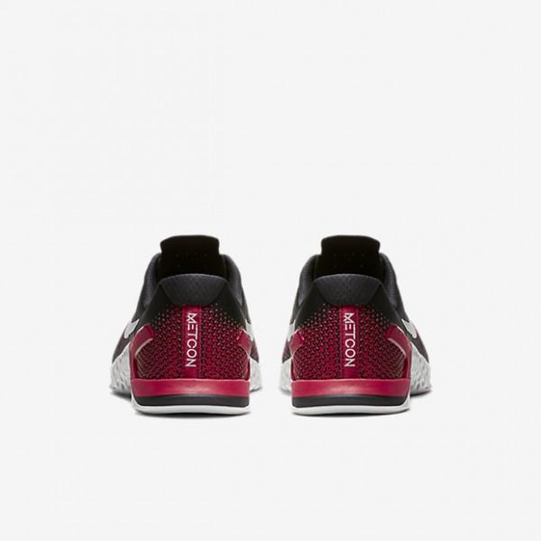 Nike Metcon 4 Trainingsschuhe Herren Schwarz Rot Grau 238-56630