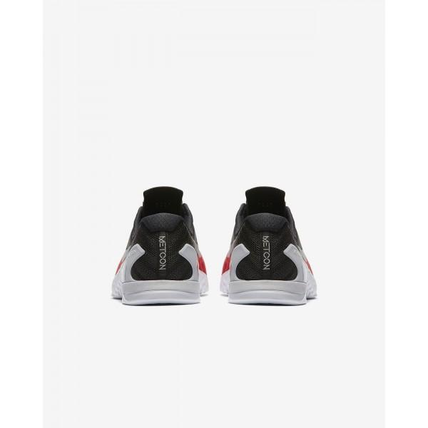 Nike Metcon 3 Trainingsschuhe Herren Rot Schwarz Weiß Grau 122-97099