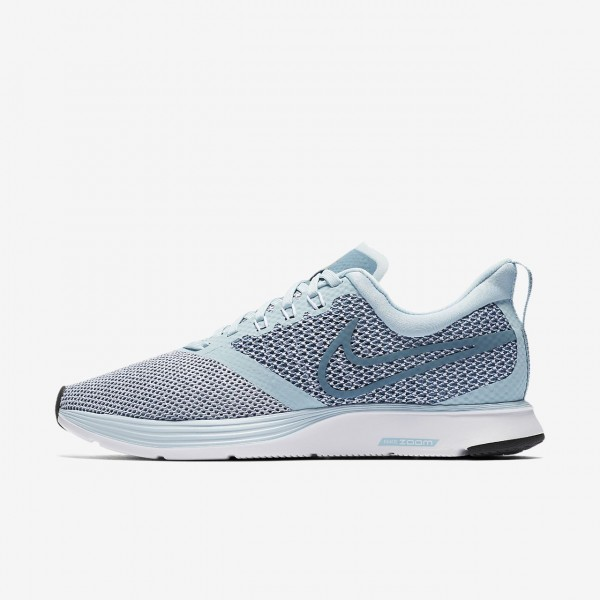 Nike Zoom Strike Laufschuhe Damen Blau Schwarz Wei...